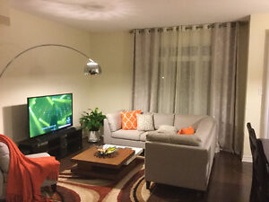 *Bright & Chic new Townhome southwest Ottawa for rent Aug 1st!*