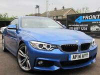 2014 BMW 4 SERIES 420D M SPORT 2DR COUPE 6 SPEED MANUAL DIESEL COUPE DIESEL