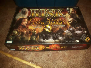 Lord of the rings edition risk