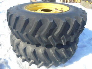 """20.8x38 11"""" Hub Extension Duals for 9600/C75/965"""
