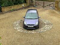 2008 Ford Fiesta Zetec Climate 1.25 075 Hatchback Petrol Manual