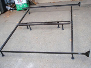 Double Bed Metal Frame Kijiji In Greater Montreal Buy Sell