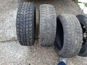 195/65/15 Bridgestone Blizzak  Winter Tires