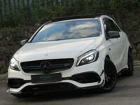 2015 Mercedes-Benz A Class 2.0 A45 AMG (Premium) SpdS DCT 4MATIC (s/s) 5dr Hatch