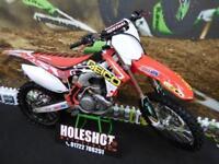 Honda CRF 450 Motocross Bike Geico Edition