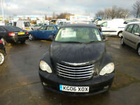 2006 Chrysler PT Cruiser 2.2CRD Touring DIESEL