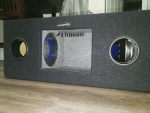 Car sound system package!!!