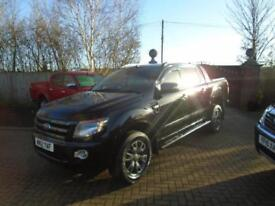 2012 Ford Ranger 3.2TDCi ( 200PS ) ( EU5 ) 4x4 Wildtrak Double Cab