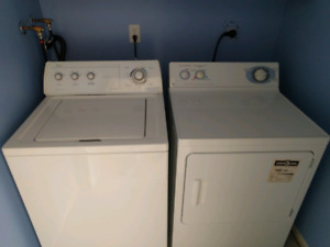 Whirlpool Washer & GE Dryer Both for $220 obo