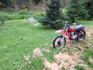 1982 Honda xl80s great for camp kids or hunting