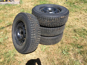 4 Antares winter tires