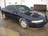 2000 OLSMOBILE INTRIGUE FOR PARTS @ PICNSAVE WOODSTOCK