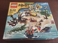Sealed Lego set 6241 Loot Island for sale and