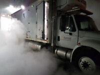 Boilers, Steamers - Oil and Gas services - On-site boilers