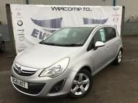2011 VAUXHALL CORSA 1.2 SXI AC 5 DOOR SERVICE HISTORY 16 INCH ALLOYS HATCHBACK P
