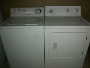 Washer/Dryer (Electric)