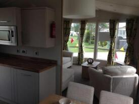 2018 2 bedroom Willerby Winchester Holiday Home