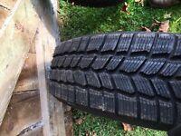 205/75/16 snow tyres