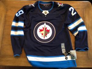 Winnipeg Jets adidas Laine Authentic Pro Home Jersey a32394797