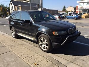 2003 BMW X5 4.4i Sport Parting Out