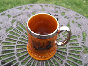 Lord Nelson Pottery vintage Stein Mug made in England husband West Island Greater Montréal image 3