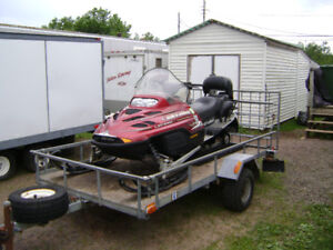 """***ROLLING CHASSIS 136"""" LONG TRACK***2004 LEGEND(WITHOUT ENGINE)"""