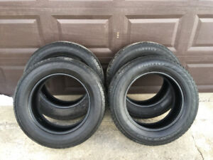 4 225/65R17 Kumho All Season Tires Great Condition! $140 For Set