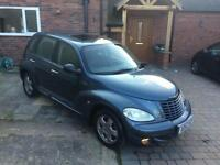 2002 Chrysler PT Cruiser 2.0 Touring **12 Months MOT**