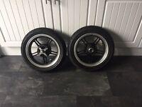 "Pitbike Mag wheels 12"""