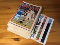 1970's Shoot Football Magazines