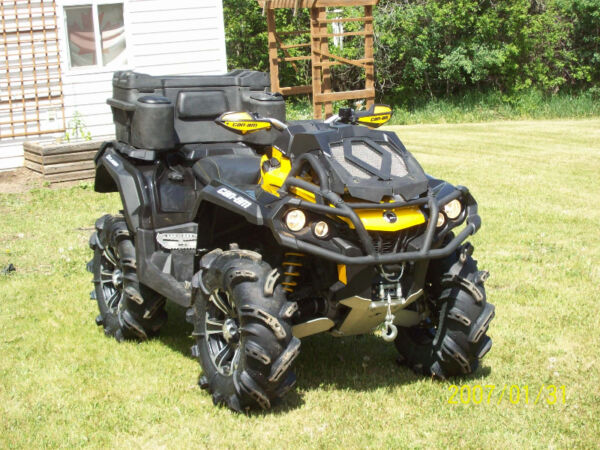 Used 2014 Can-Am XMR