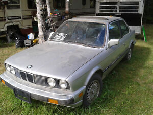 1985 BMW 325i sports coupe, only 90,000k on engine