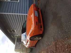 1986 Pontiac Fiero Coupe (2 door)*LOWERED PRICE*