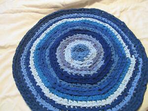 handmade rag rugs St. John's Newfoundland image 2