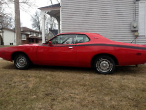 1974 Dodge Charger