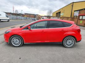 2014 Ford Focus 1.6 TDCi Zetec Navigator Navigator (s/s) 5dr (14 - 14)