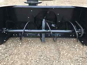 Snow Blowers- Skid Steer Attachments/Snow Removal  Edmonton Edmonton Area image 2