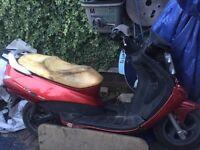 Peugeot elyseo 125 breaking