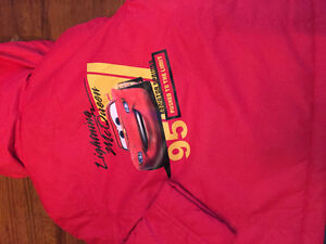 New! Disney Cars 2 piece snow suit sets size 12-18 mths Reduced! Kitchener / Waterloo Kitchener Area image 3