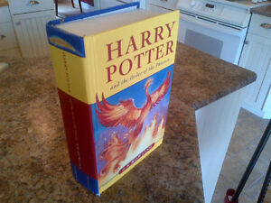 Harry Potter - Order of the Phoenix - hard cover