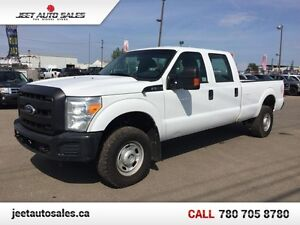 2011 Ford F-350 Super Duty XL Crew Cab 4X4 6.2L Gas