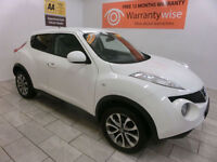 2013 Nissan Juke 1.5dCi ( 110ps ) Tekna ***BUY FOR ONLY £45 PER WEEK***