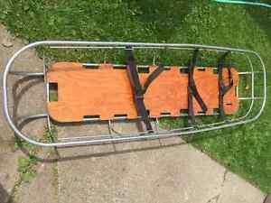 Basket Stretcher with Spine Board