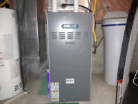Furnace repair $50 , installation special and fireplace repair