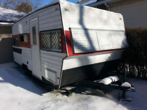 NEED GONE ASAP 77 holidaire trailer 16 foot