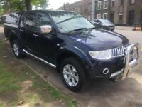 2013 13 Mitsubishi L200 Warrior 2.5 DID 4X4 LB Double Cab**Pick up**2 Owners**