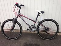 "Kids Claud butler 24"" wheel mountain bike"