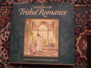 The World of Trisha Romance Art Book