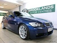 BMW 3 SERIES 325d M SPORT [5X BMW SERVICES and LEATHER]
