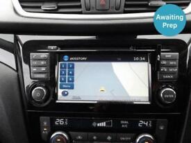 2016 NISSAN QASHQAI 1.5 dCi N Connecta 5dr SUV 5 Seats